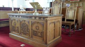 Communion Table 3