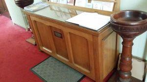 Vestibule Table